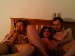 young Threesomes on webcam