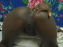 African, African, Anal, Black, Ebony, Gaping
