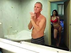 Taboo, Angry, Bath, Bathing, Bathroom, Blowjob