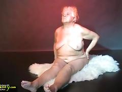 OldNanny Big tits bbw granny have a threesome sex hardcore
