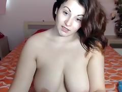 Smoking, Big Tits, Smoking, Solo, Webcam