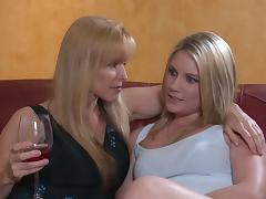 What can be more exciting than watching an exotic lesbians scene