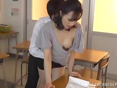 Japanese Orgy, Asian, Banging, Brunette, College, Couple