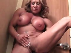 Big Clit, Big Clit, Big Tits, Blonde, Boobs, Clit