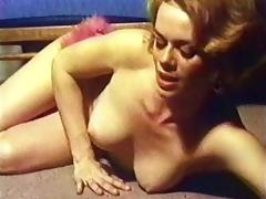COME TO ME SLOWLY - vintage mature blonde music video
