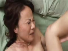 Stepmom, Aged, Amateur, Asian, Cougar, Creampie