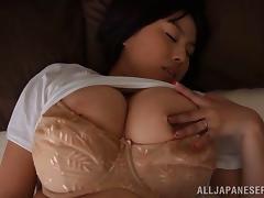 Japanese Big Tits, Asian, Big Tits, Boobs, Bra, Close Up