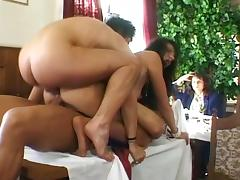Bar, Anal, Bar, Funny, German, Double Penetration
