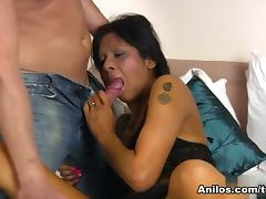 Sophia Smith in Hardcore Scene