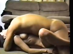 old clip, wife fucked by hubby and friend