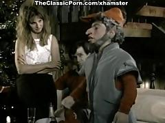 Samantha Strong, Lois Ayres, Herschel Savage in classic sex