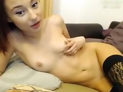 Pretty girl Asian live sex masturbation via Webcam - Asian Webcam 2014112307