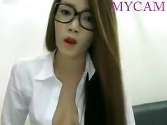 Two Hot girl Korean show body on the Webcam 201409162
