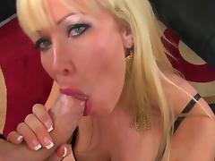 MILF Head #112 Super-duper Blonde 31 y.o. Mom!!!
