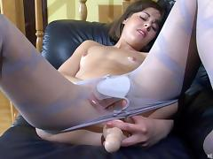 EPantyhoseLand Video: Viola B