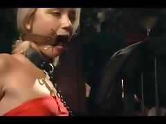 Anorexic, Anal, BDSM, Blonde, Drilled, Skinny