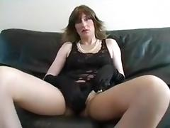 Dirty Mature Crossdressers Having Wild Orgy