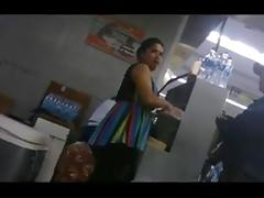 puta en el metro