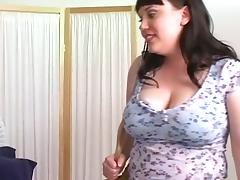 Juliet nice BBW  has great sex