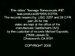 Teenage Transsexuals 16