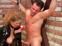 What is the Name of German Dominatrix Mistress MILF?