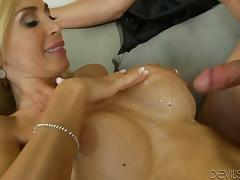 He gets a special treatment from her with fuck