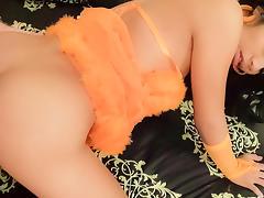 LadyboyGold Scene:  Horny Girl Bareback