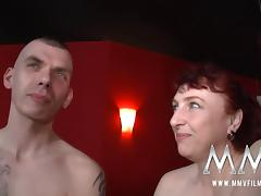 MMV FILMS German Amateur Swinging Couples