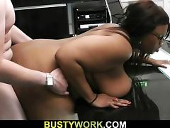 Fat Ebony, BBW, Chubby, Chunky, Doggystyle, Fat