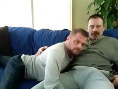 engulfing daddys weenie