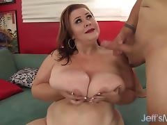 Mature BBW slut lady Lynn hardcore sex