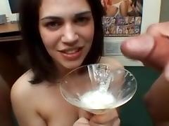 free Cum Gargling tube videos