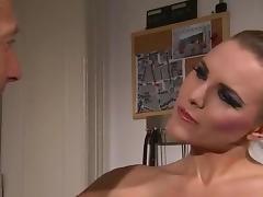 Vanessa Eden Handjob