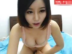 Peep! Live chat Masturbation! Gutsy Masturbation Part.1 of China Hen total playgirl Hotangelyan chan