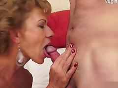 Hairy Mature, Anal, Ass Licking, Assfucking, Asshole, Blowjob