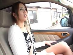 Sex with random strangers turns on the hot JAV girl