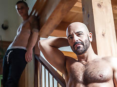 Adam Russo & Trent Ferris in His Son's Best Friend Video