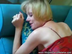 Spying On Amateur GILF Wicked Sexy Melanie
