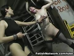 FetishNetwork Video: Ropes and Kisses
