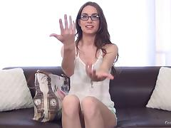 Audition, Amateur, Audition, Casting, Couple, Glasses