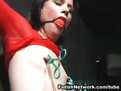 FetishNetwork Movie: Ultimate Nipple Torment 6: Kate