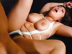 Fabulous Japanese slut Neiro Suzuka in Incredible JAV uncensored Threesomes video