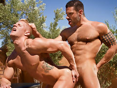 Johnny V & Letterio Amadeo in Sidewinder Video