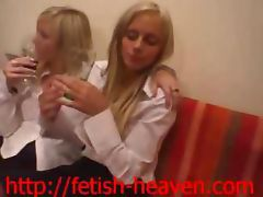 Young amateur teens paid for a sextape