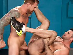 Billy Santoro & Rocco Steele in Bang On! Video