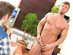 Pascal & Brad in Strip Poker with Brad XXX Video