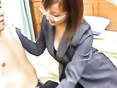 Amazing Japanese whore in Hottest JAV uncensored Teen clip