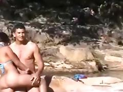 Girl tapes her best friend fucking her bf in the lake