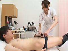 Japanese bimbo goes wide for a breathtaking missionary penetration