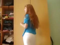 Russian ginger girls the full homemade sextape
